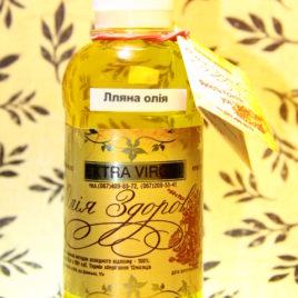 Льняное масло 250мл
