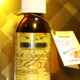 Рыжеевое масло 200мл (стеклянная бутылка)