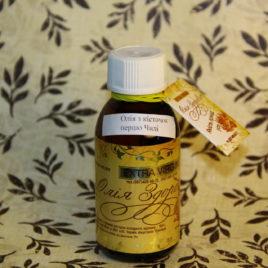 Масло семян перца чили (100мл) стеклянная бутылка
