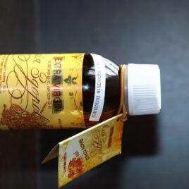 Масло зародышей пшеницы холодного отжима 100мл (стекло)